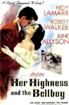Her Highness and the Bellboy 1945 DVD - Hedy Lamarr / Robert Walker